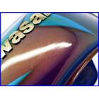 ★ 《W6》良品♪ZRX1100 純正 外装set♪カスタムペイント♪タンク/ビキニ/テールカウル/サイドカバー/フロントフェンダー♪