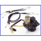 【M1】良品♪RGV250ガンマ(VJ22A) 排気デバイスサーボモーター&ワイヤーset♪実働車取外♪