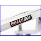 【W3】良品♪ZZR1100-D ラフ&ロード RALLY591 キャリア&NBS リアBOXset♪