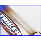 ★ 【M4】良品♪YZF-R1('09〜'14) STRIKER レーシングコンセプト チタンスリップオンマフラー♪ストライカー♪