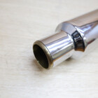 ハーレー FLSTN1450 ソフテイル モーターステージ 2in1エキパイ/ブラスグライドシガーフルエキゾーストマフラーサイレンサー 210921BD0188