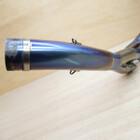 ヤマハ FZS1000 フェザー K-Factory/Kファクトリー チタン フルエキゾーストマフラー サイレンサー 210921BD0202