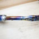 ホンダ CB1300SF K-Factory/Kファクトリー チタン フルエキゾーストマフラー サイレンサー 210921BD0196